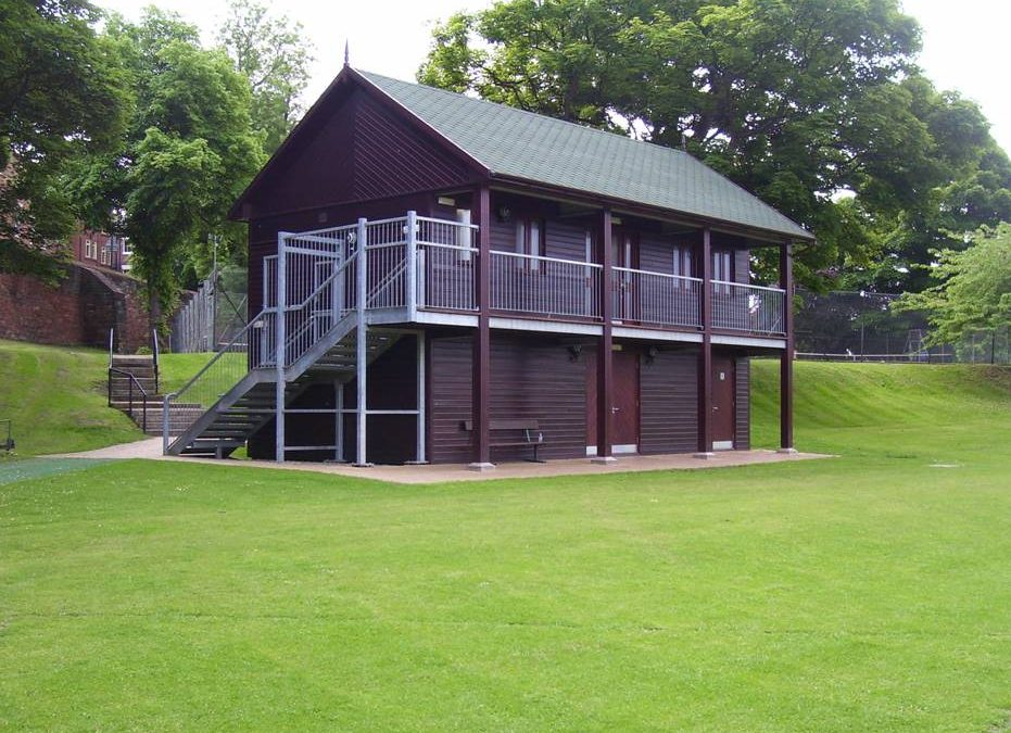 Queens School Sports Pavillion