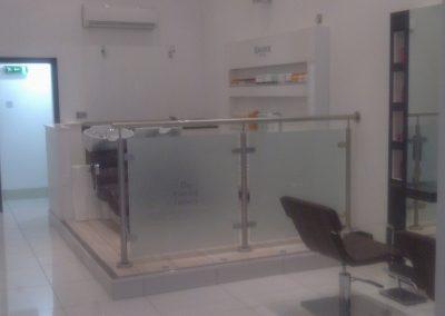 1) New ground floor